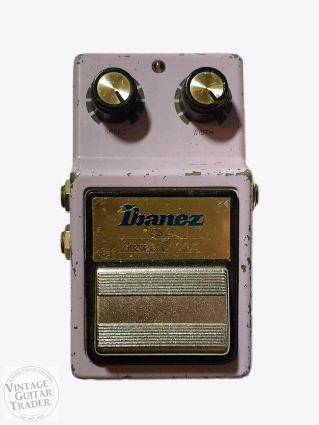 Ibanez CS 9 Stereo Chorus