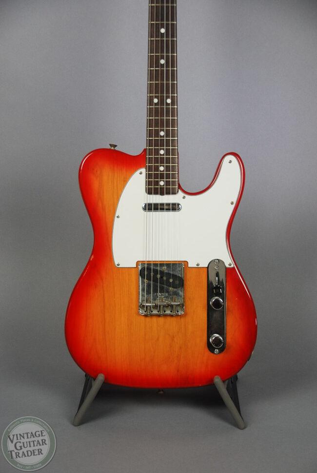 Fender Telecaster Sienna Burst 1981
